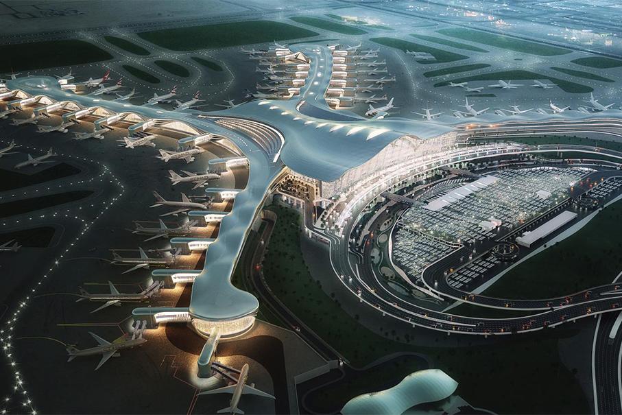 Abu Dhabi Airport908