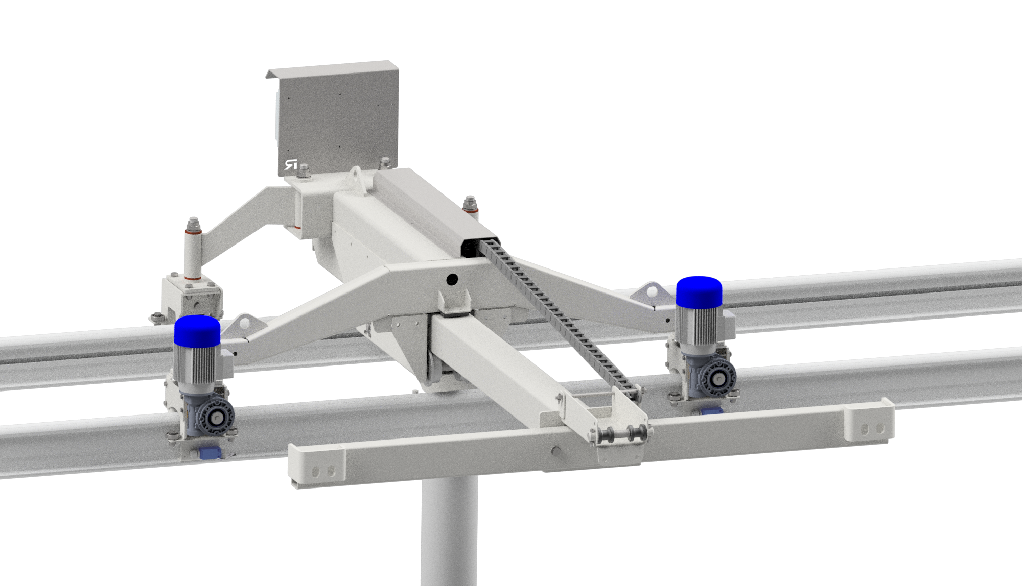 Armstrong Roof Trolley