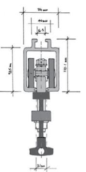 Hand Drawn Rostek Monorail Solution