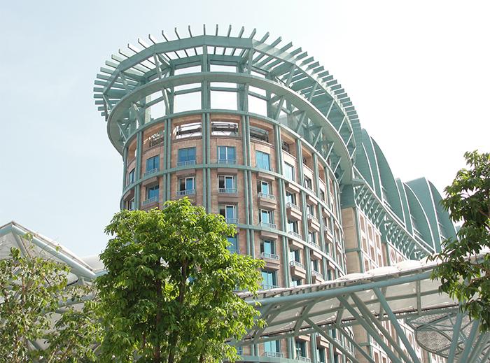 IR Sentosa Singapore_round_facade700