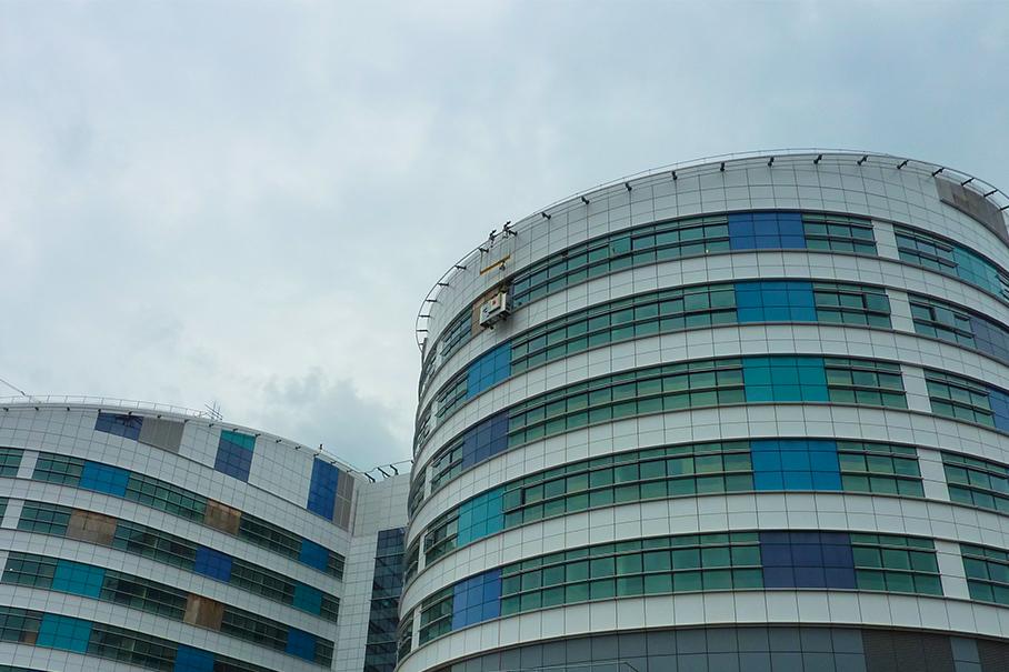 Birmingham New Hospital UK