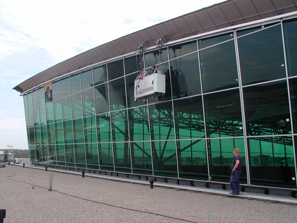 Monorail Cradle