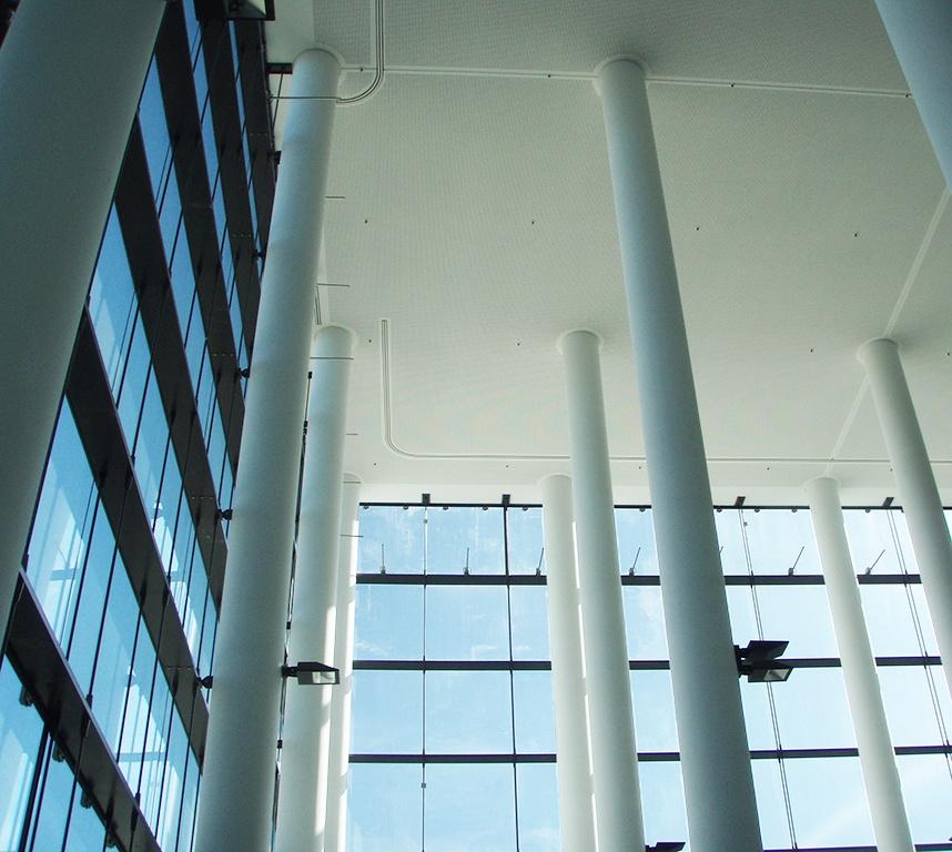 Rostek Hidden / Concealed monorail solution