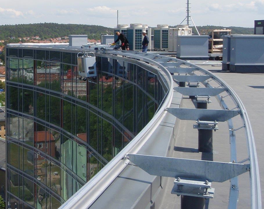 Rostek Roof Trolley