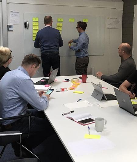 design and brainstorming