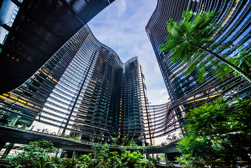 Marina One Singapore